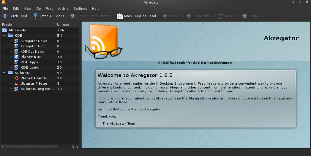 akregator - Linux Mint Communi...