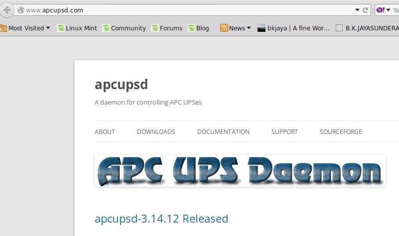 Apc Ups Software