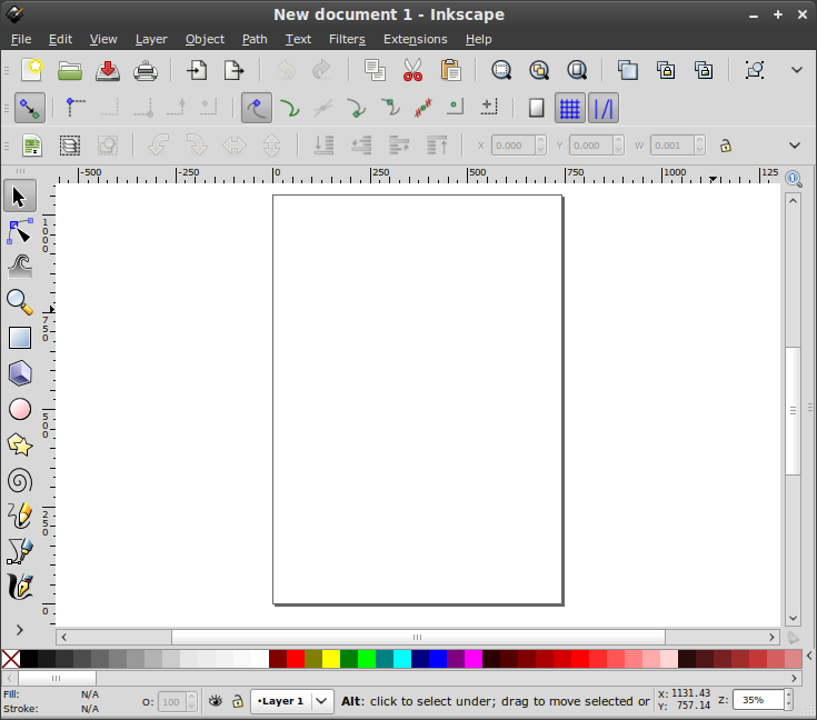 Inkscape linux mint community Inkscape software