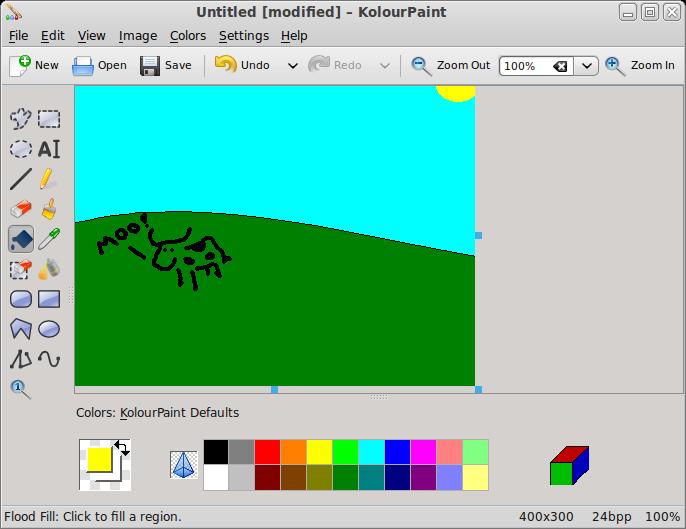 Kolourpaint4 Linux Mint Community