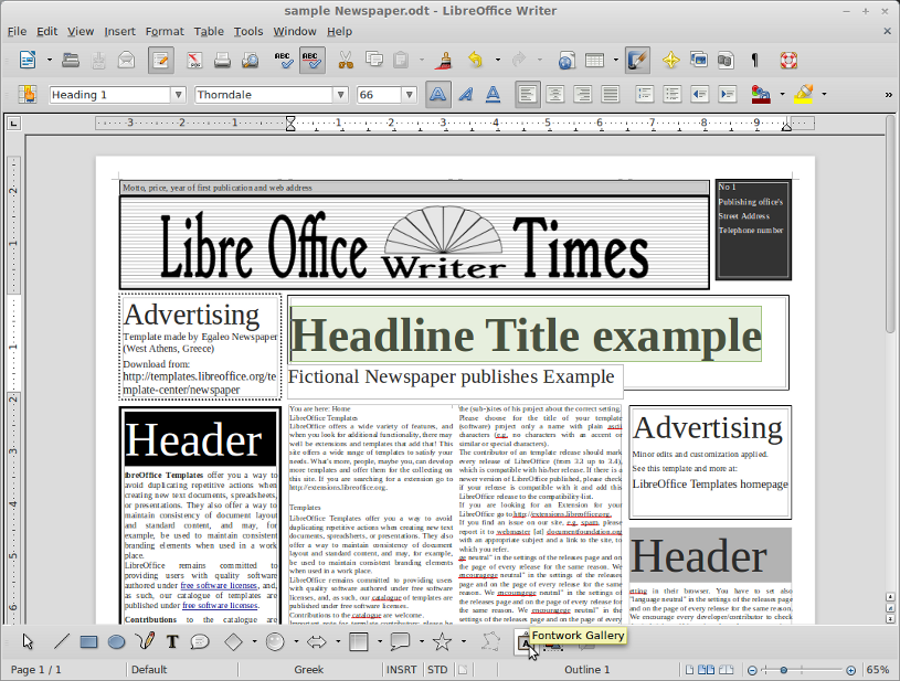 libreofficewriter linux mint community