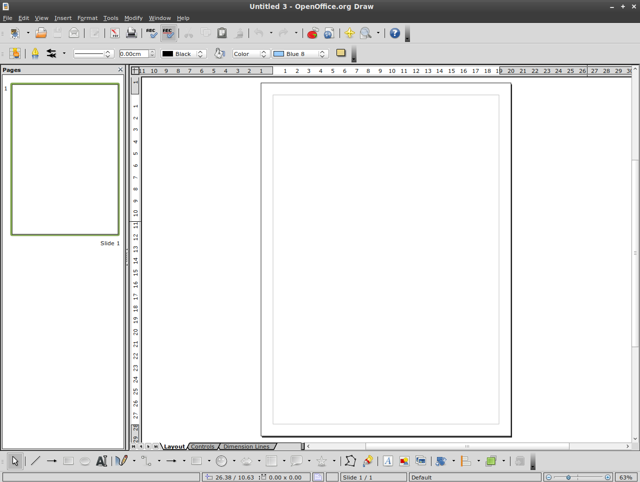 openoffice.org-draw - Linux Mint Community
