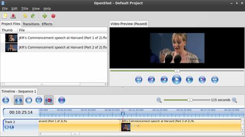 openshot free download for windows 7 32bit
