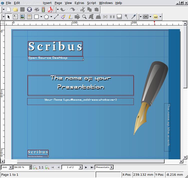 scribus - Linux Mint Community