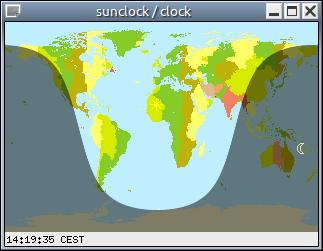 Sunclock linux mint community sunclock gumiabroncs Gallery