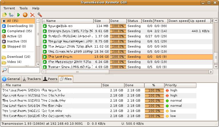 transgui - Linux Mint Community