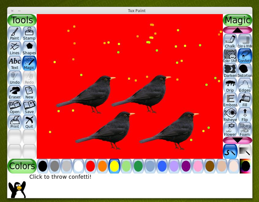 Tuxpaint Linux Mint Community