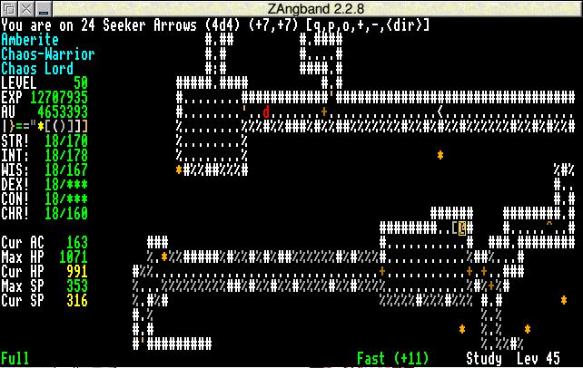 zangband - Linux Mint Communit...